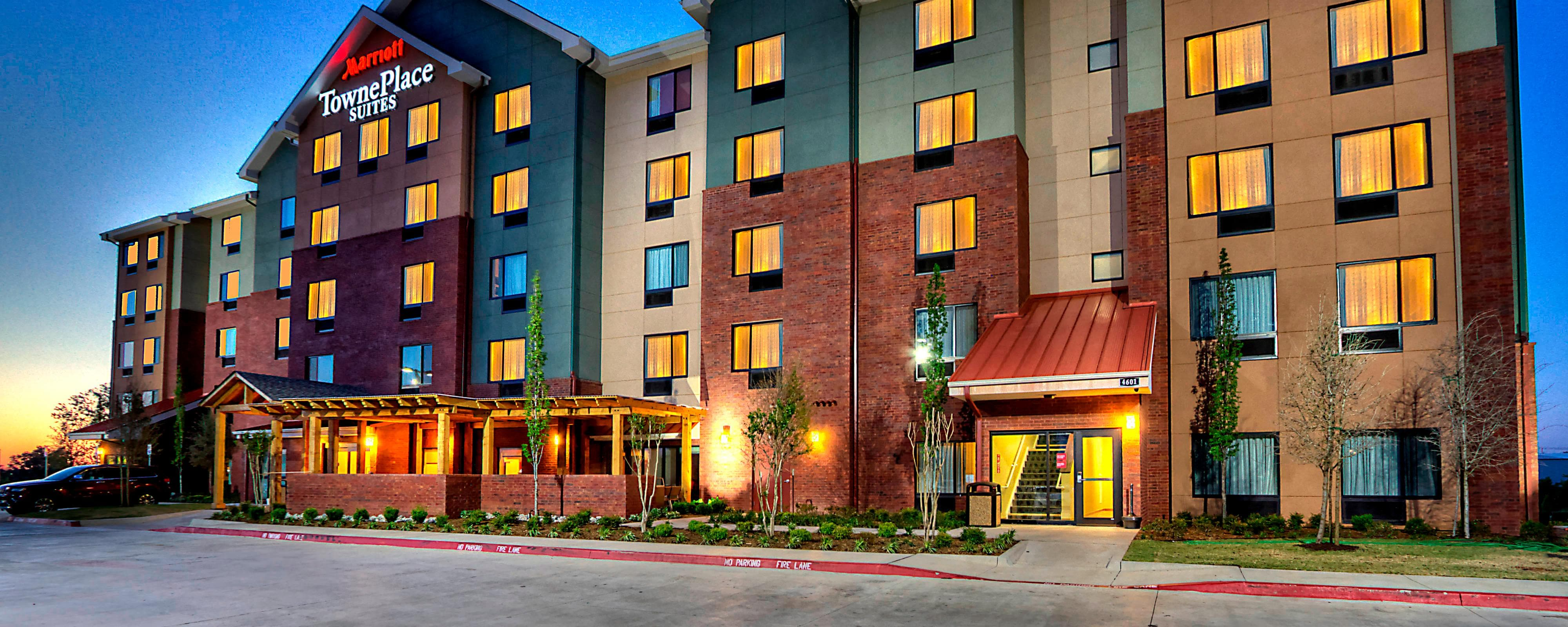 Oklahoma City Airport Suites Hotel