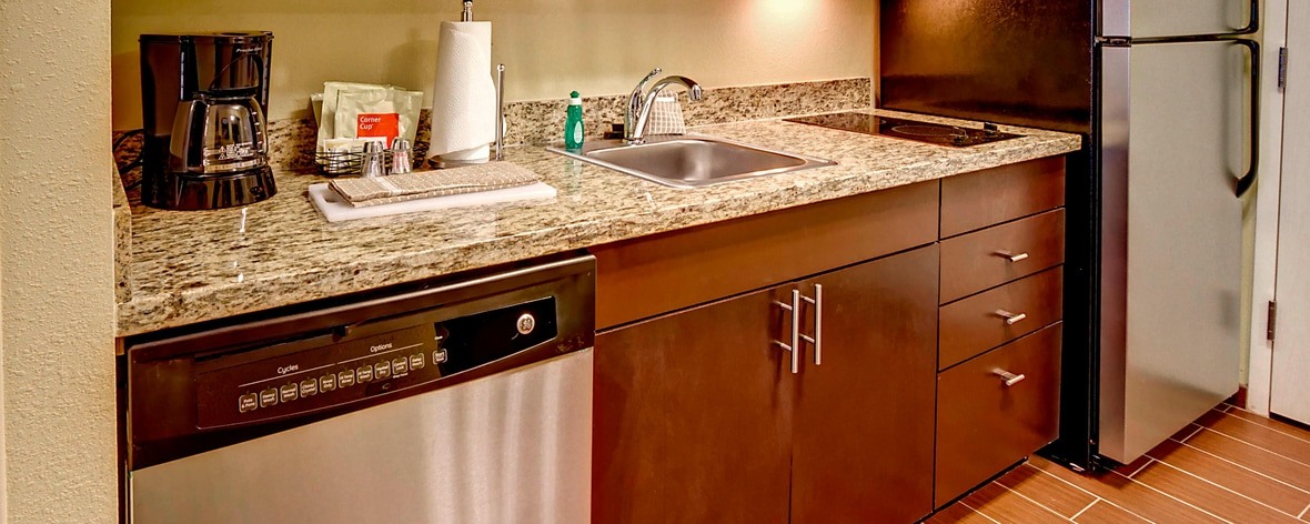 Extended-Stay Oklahoma City Airport | TownePlace Suites