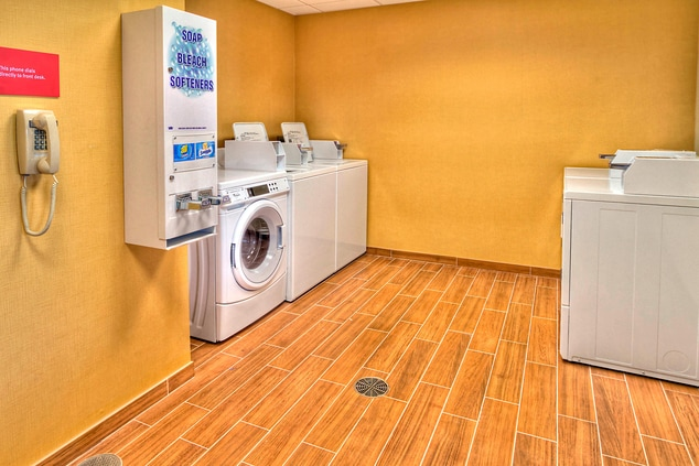 Convenience Vending Washer Dryer Laundry