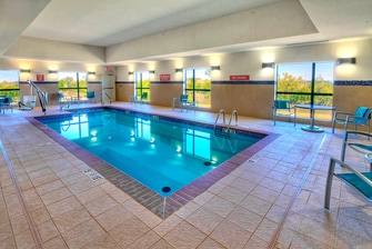 recreational swimming pool