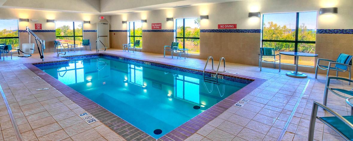 recreational swimming pool