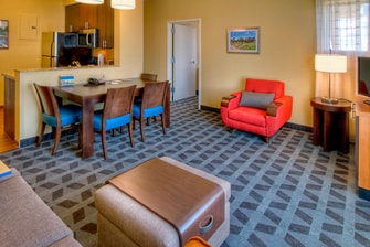 Pet Friendly extended stay hotel