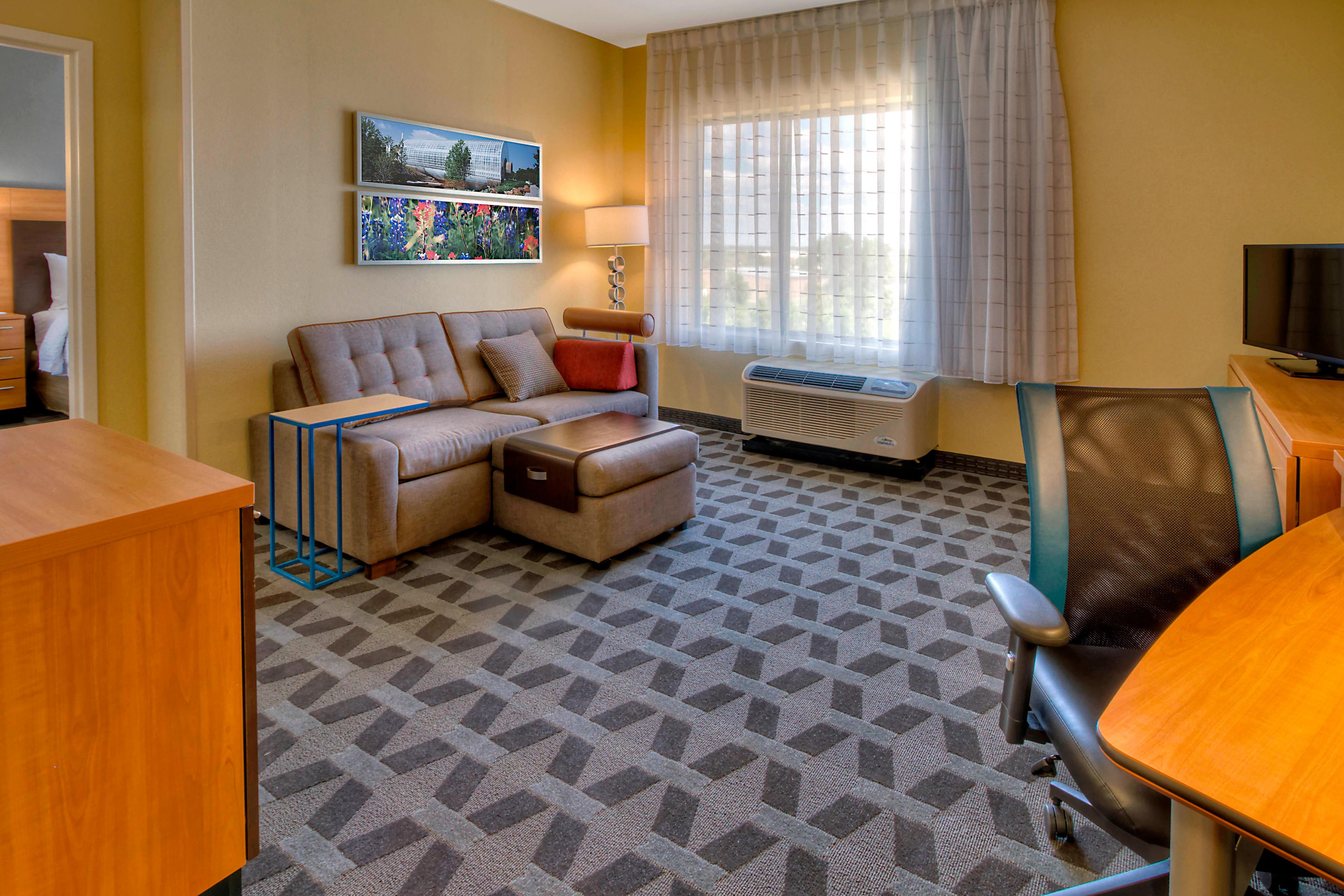 Spacious Long-Term Stay Suite