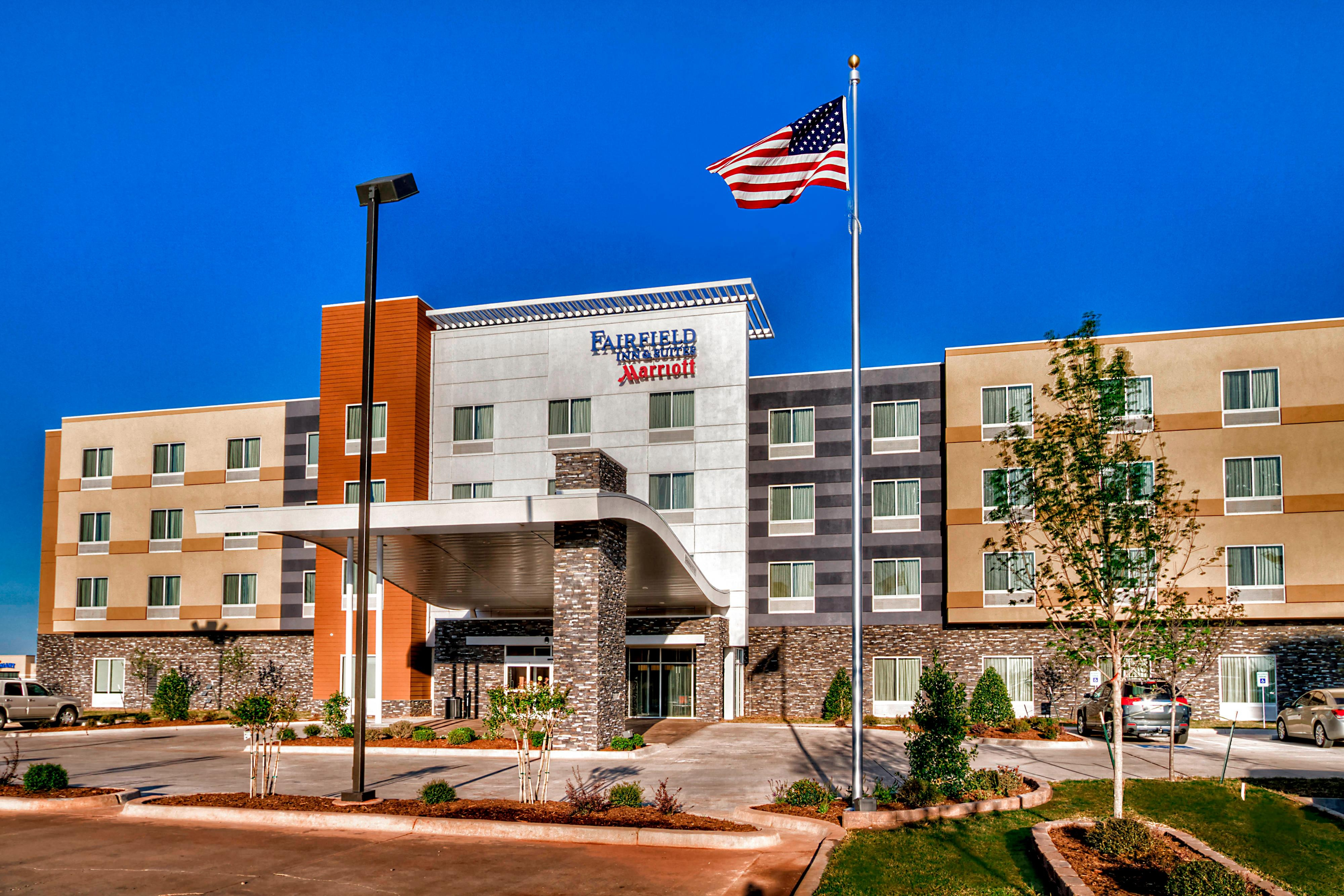 Oklahoma City Yukon Fairfield Inn