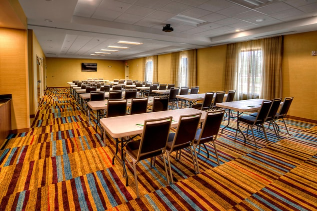 Conference room for training