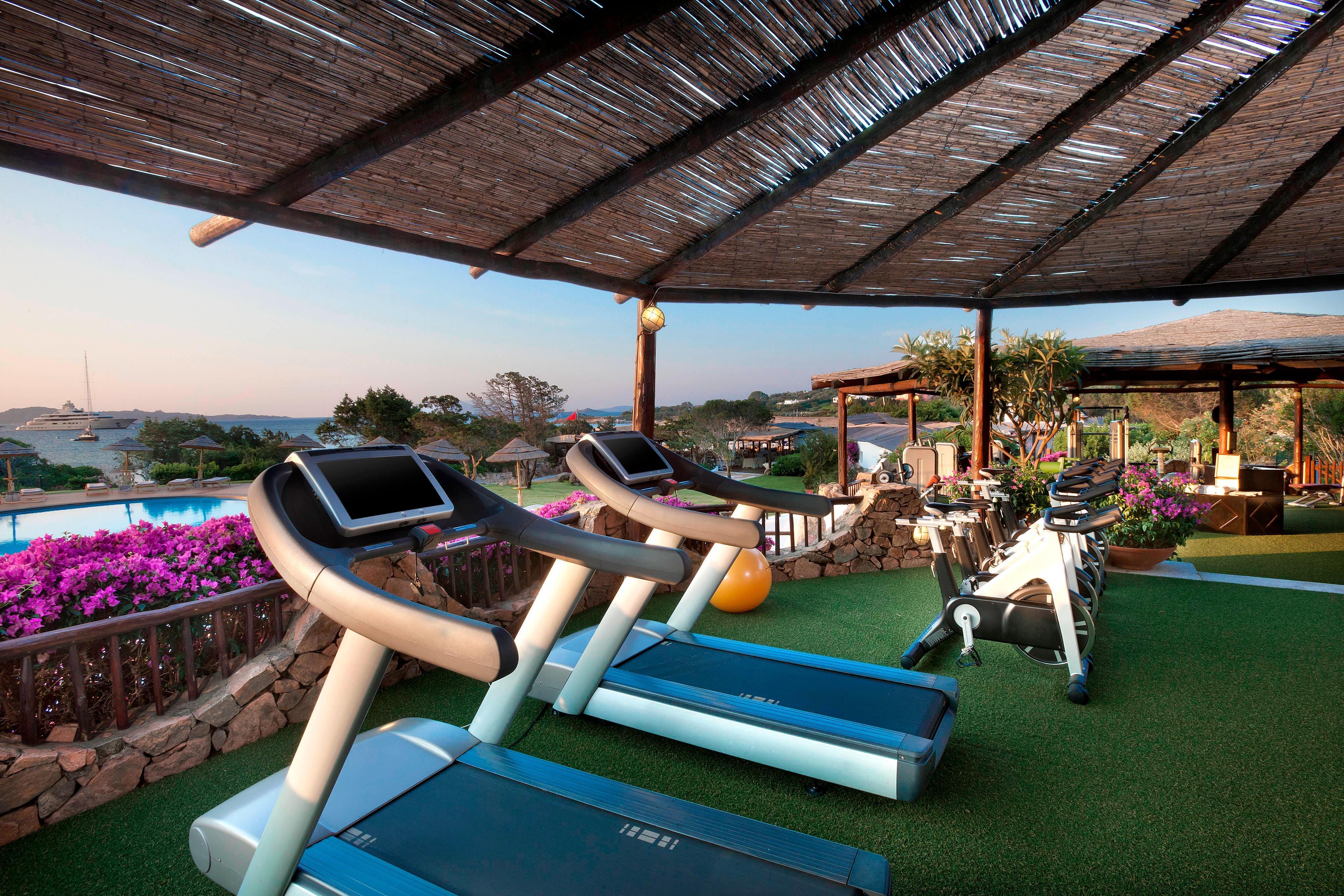 External Fitness Center
