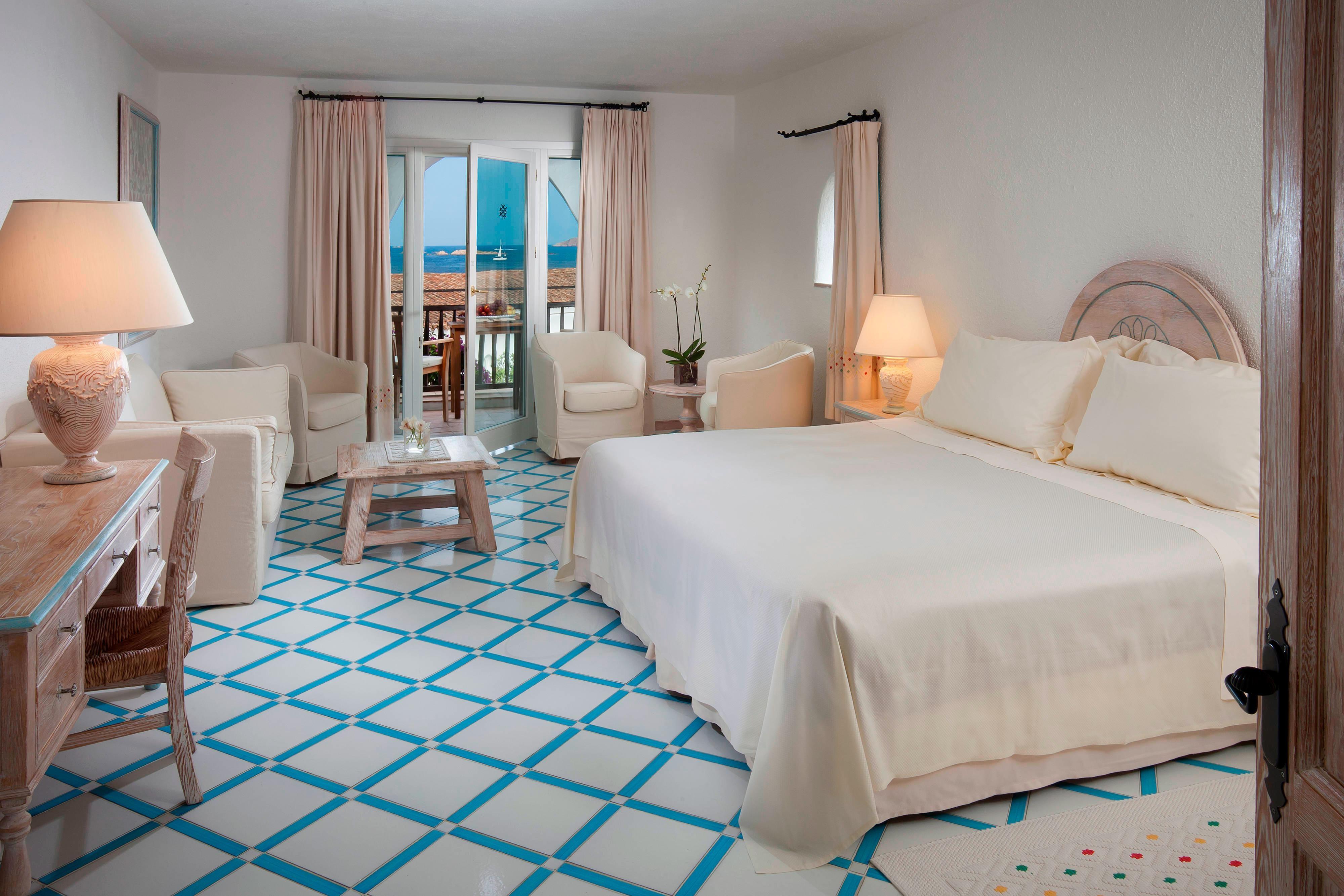 Unique Junior Suite - Bedroom