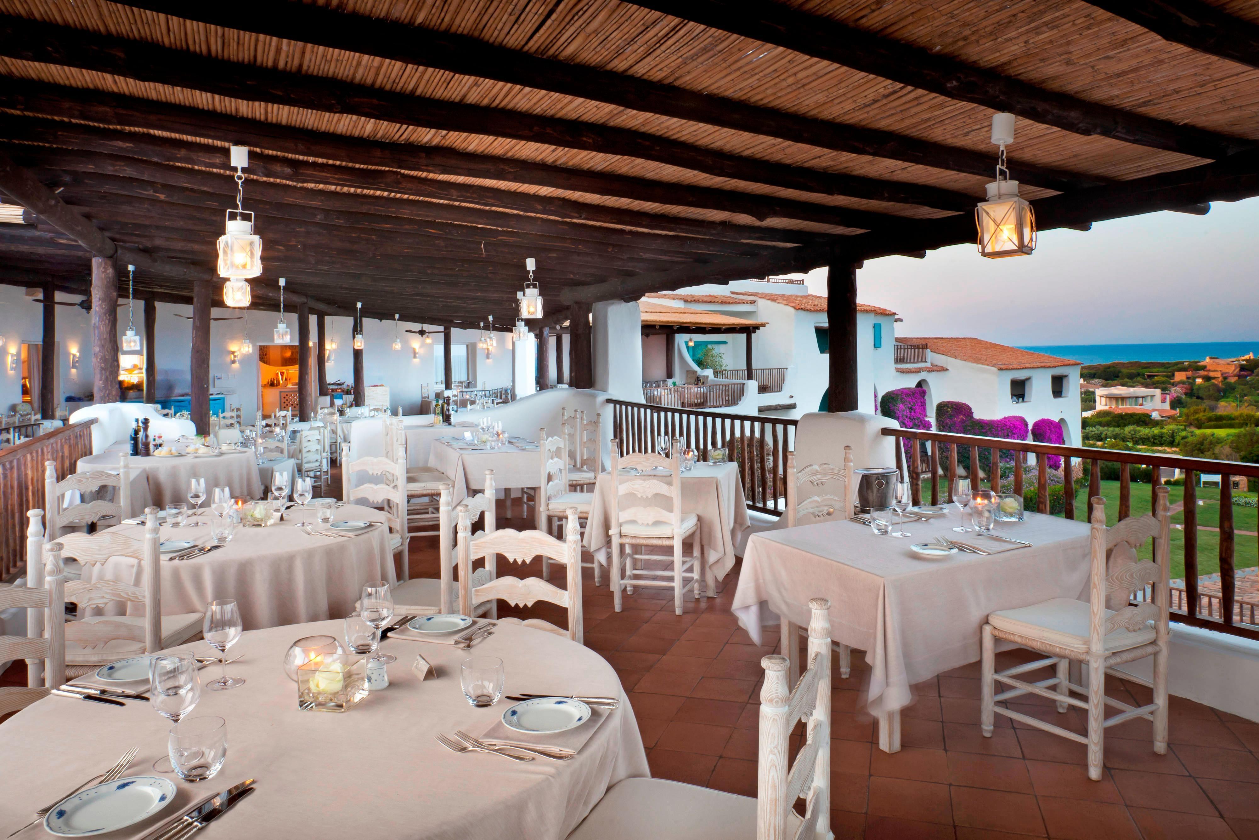 Romazzino Restaurant