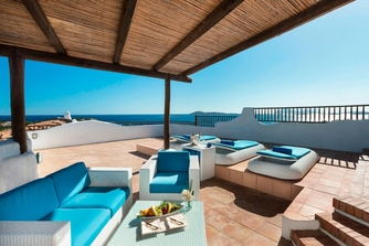 Suite Royal - Terrazza