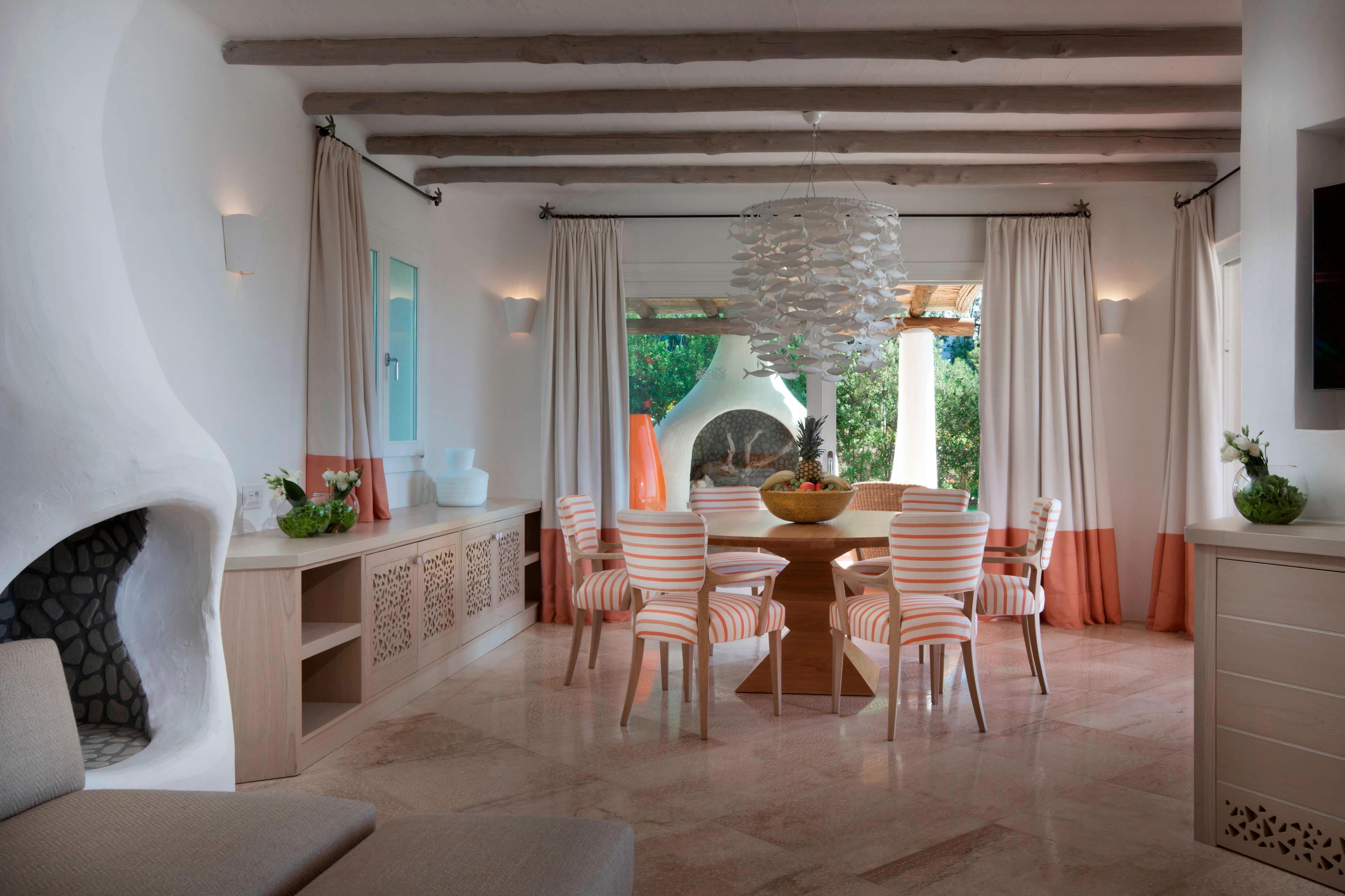 Villa Ambra - Living Room