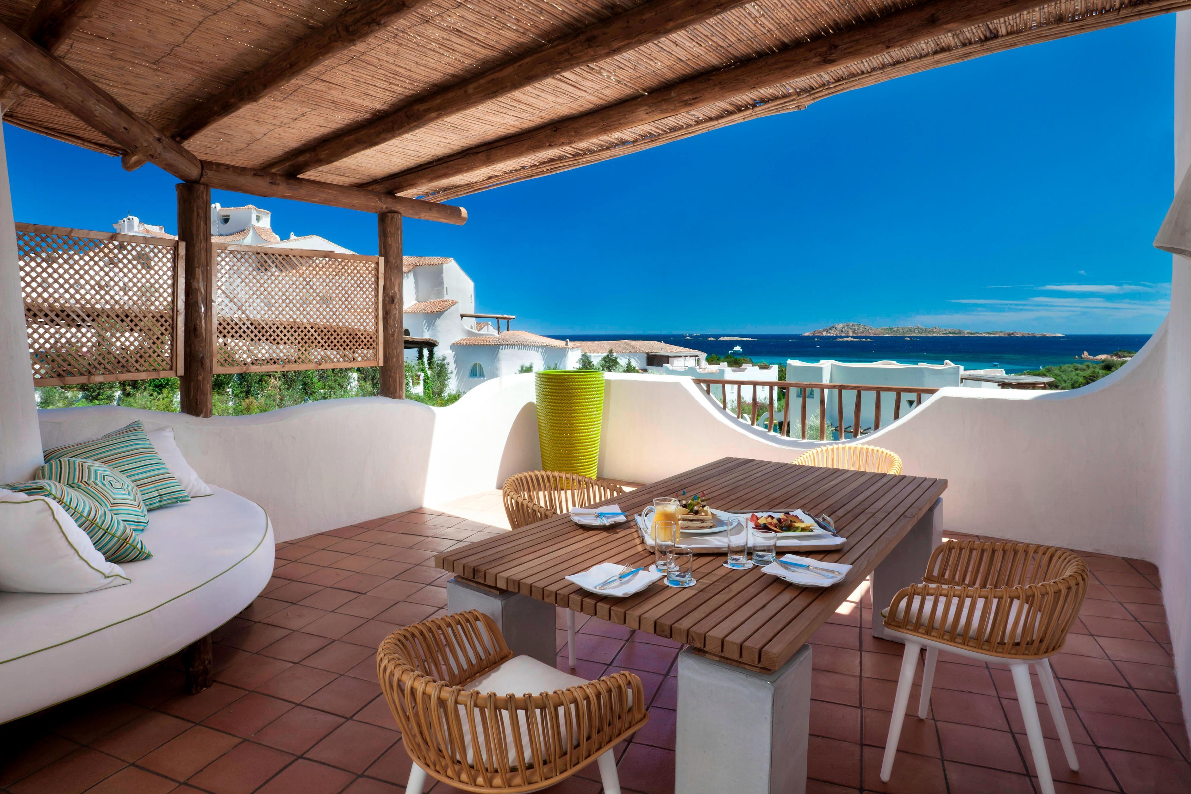 Villa Ambra - Terrace