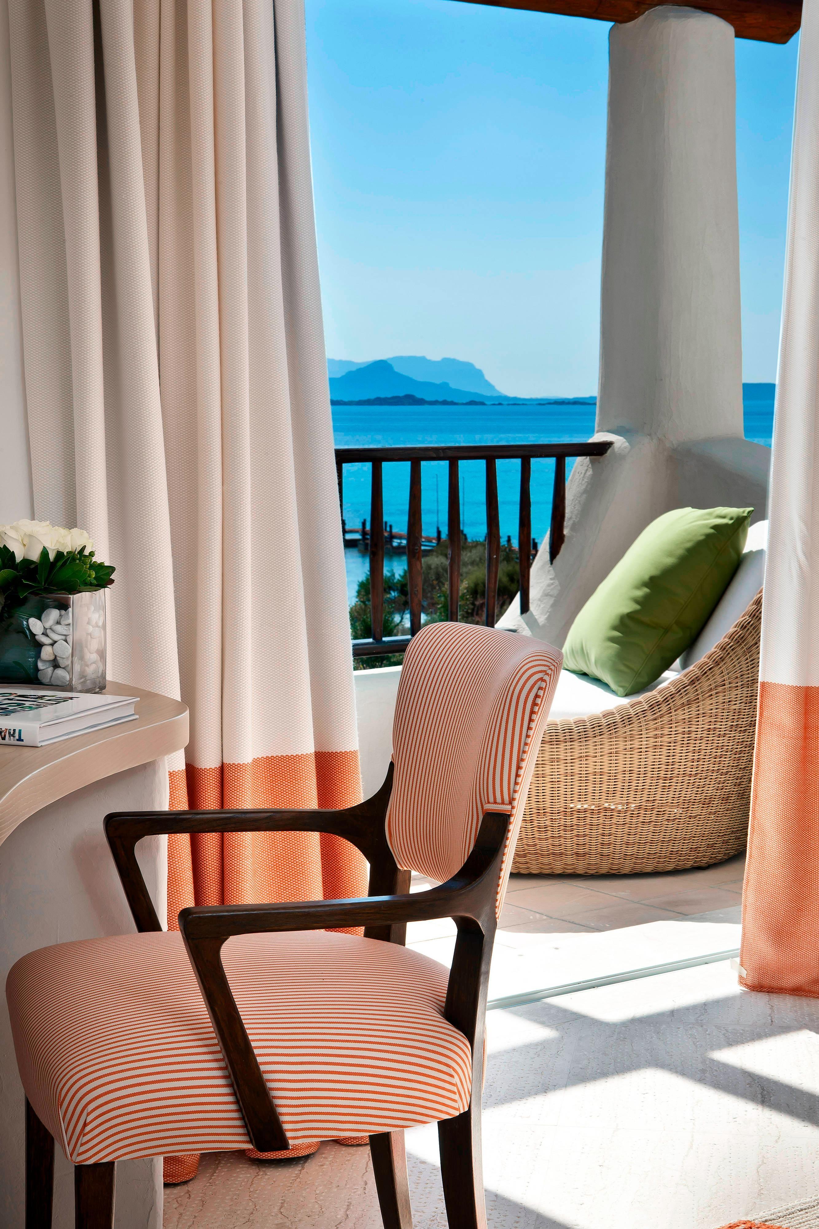 Villa Smeralda - Bedroom View