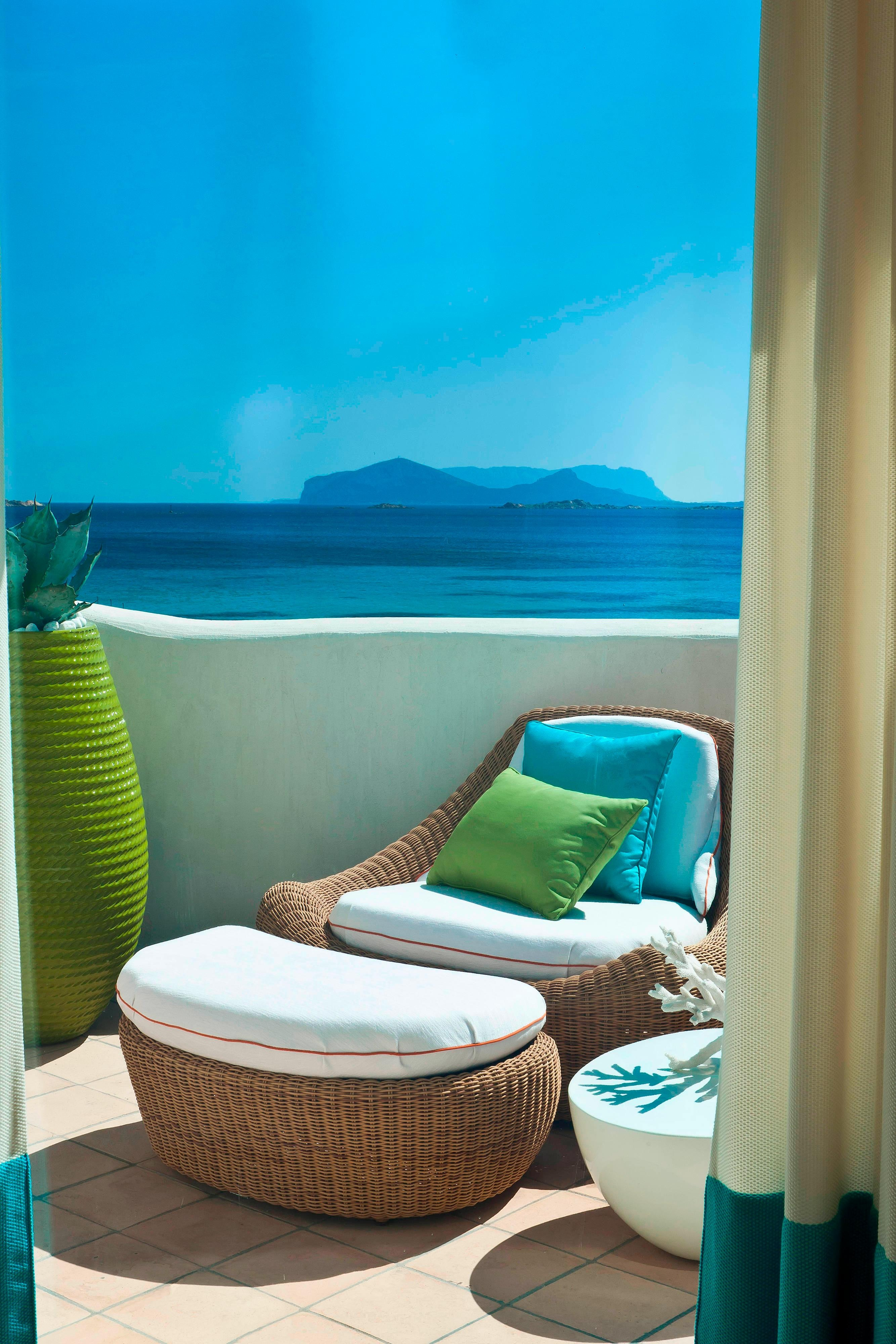 Villa Smeralda - Terrace View