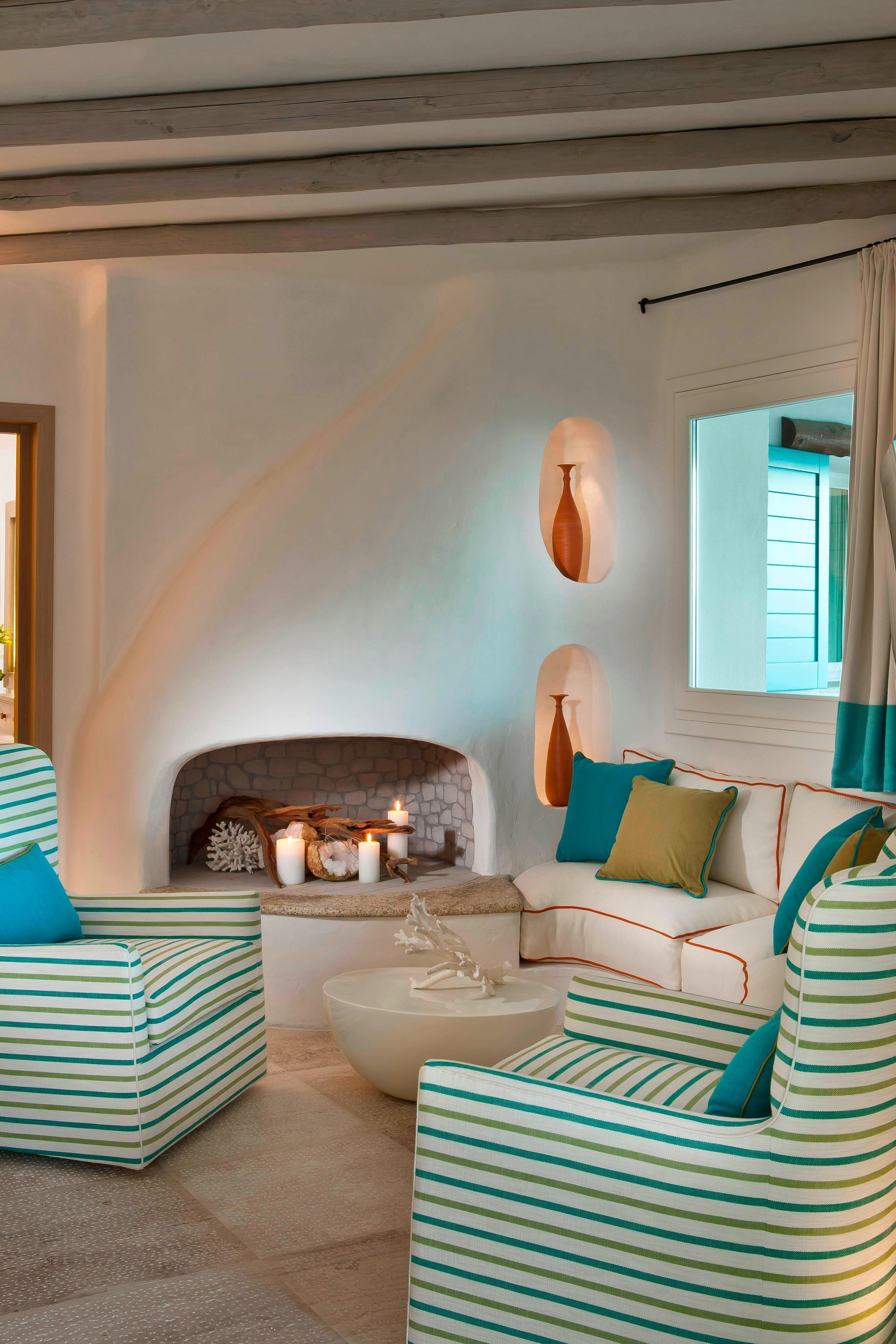 Villa Smeralda - Living Room
