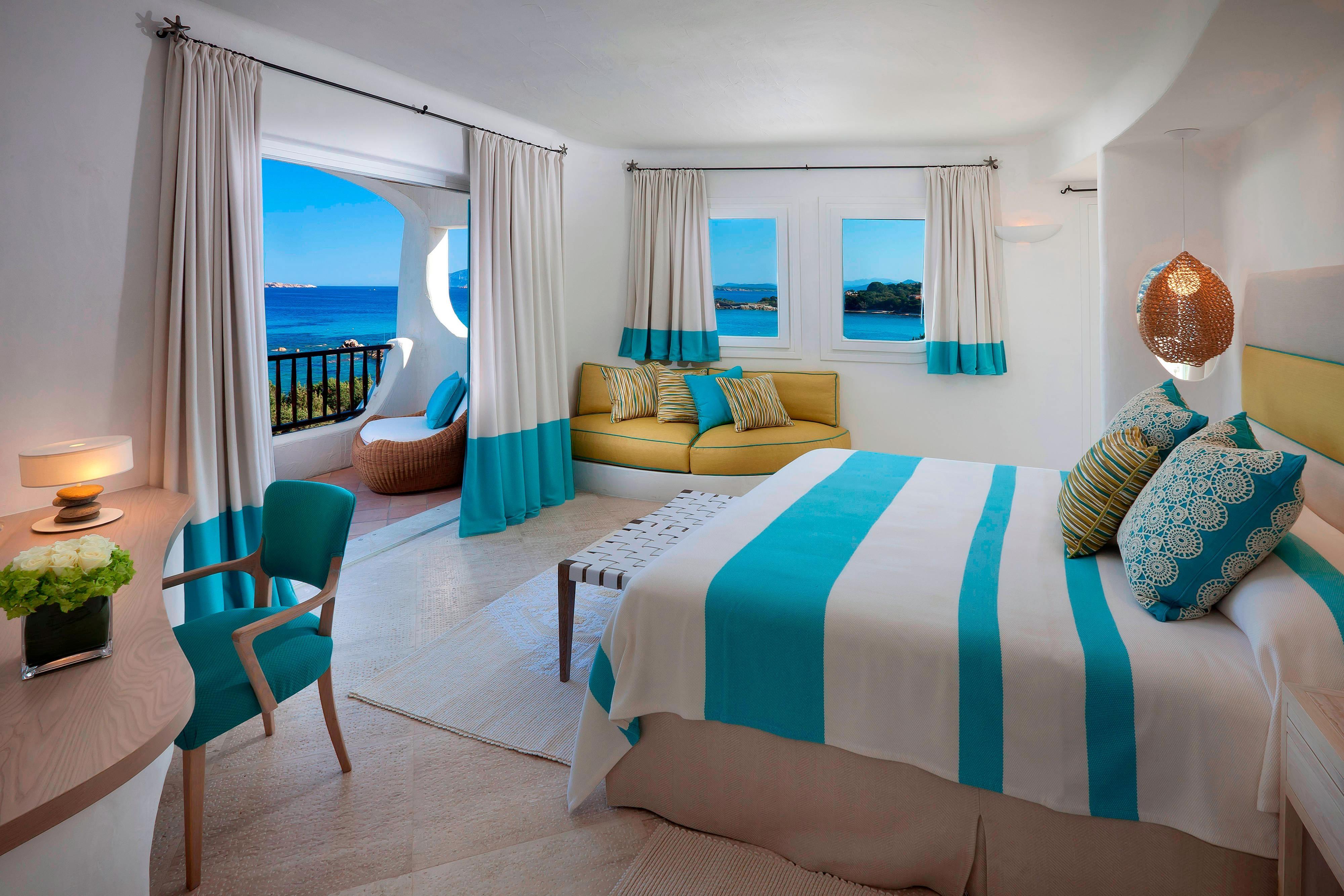 Villa Smeralda - Master Bedroom