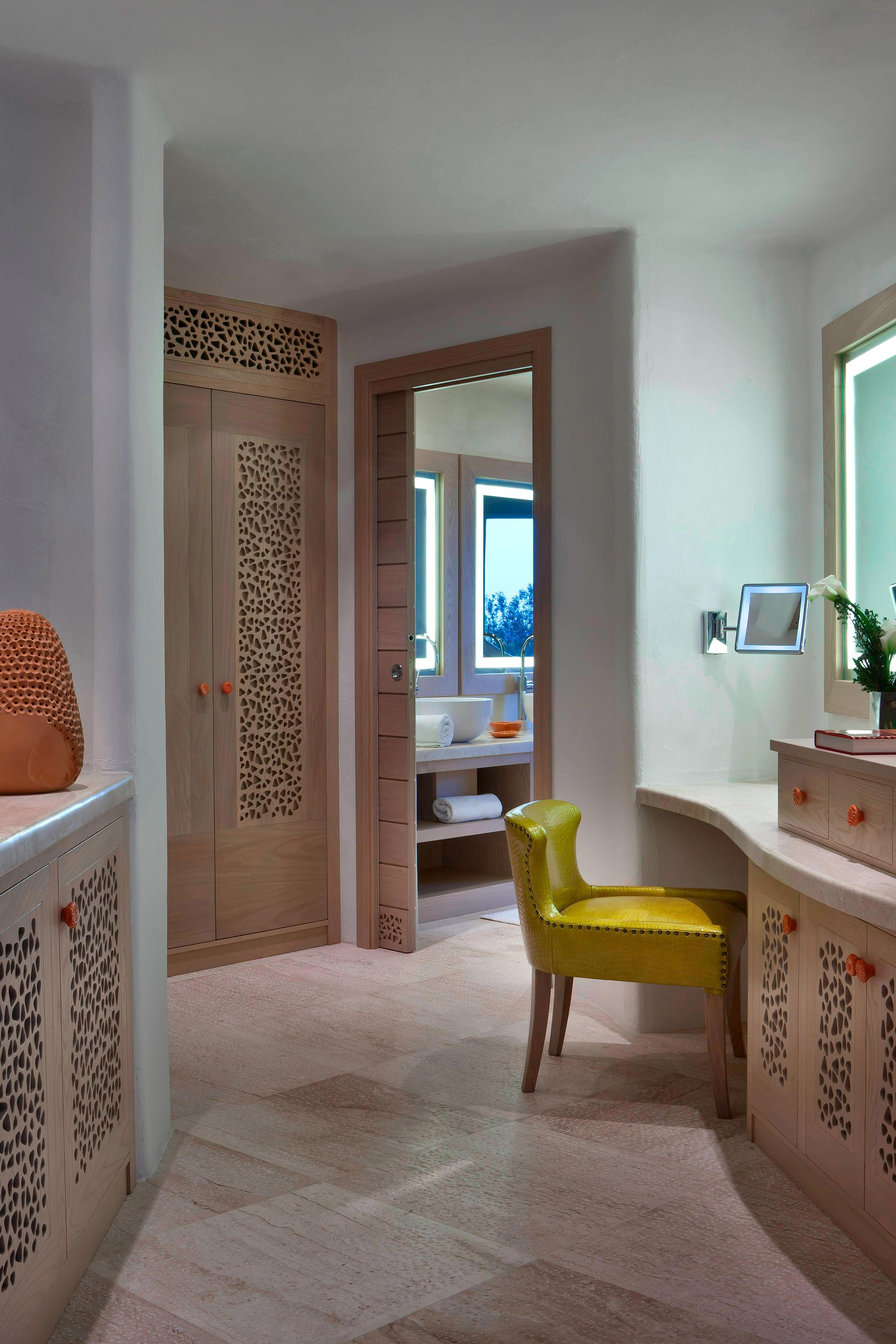 Villa Smeralda - Dressing Room
