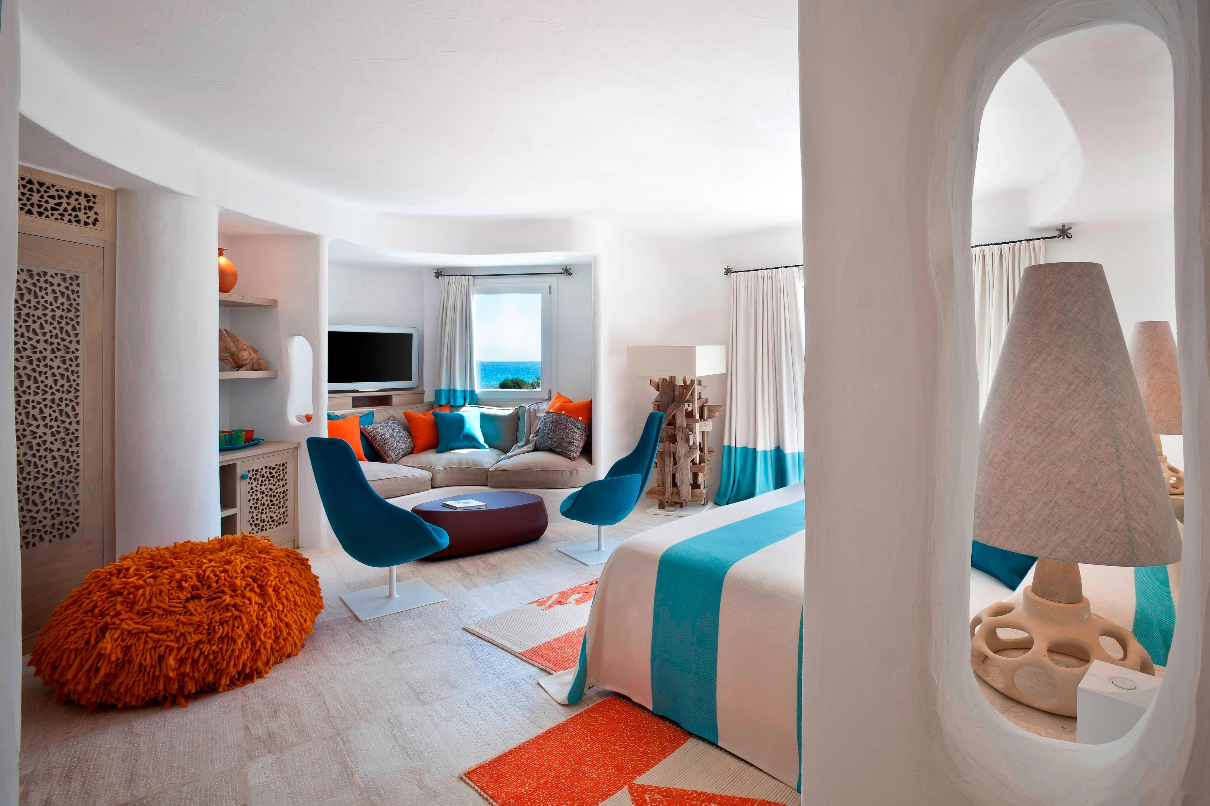 Villa Turchese - Bedroom