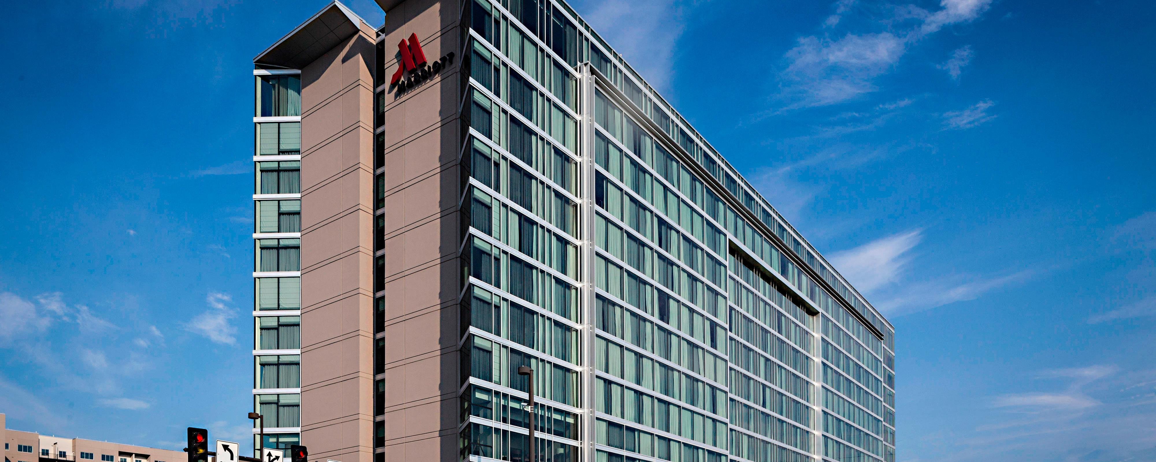 Omaha Marriott Downtown at the Capitol District: Omaha hotel ...