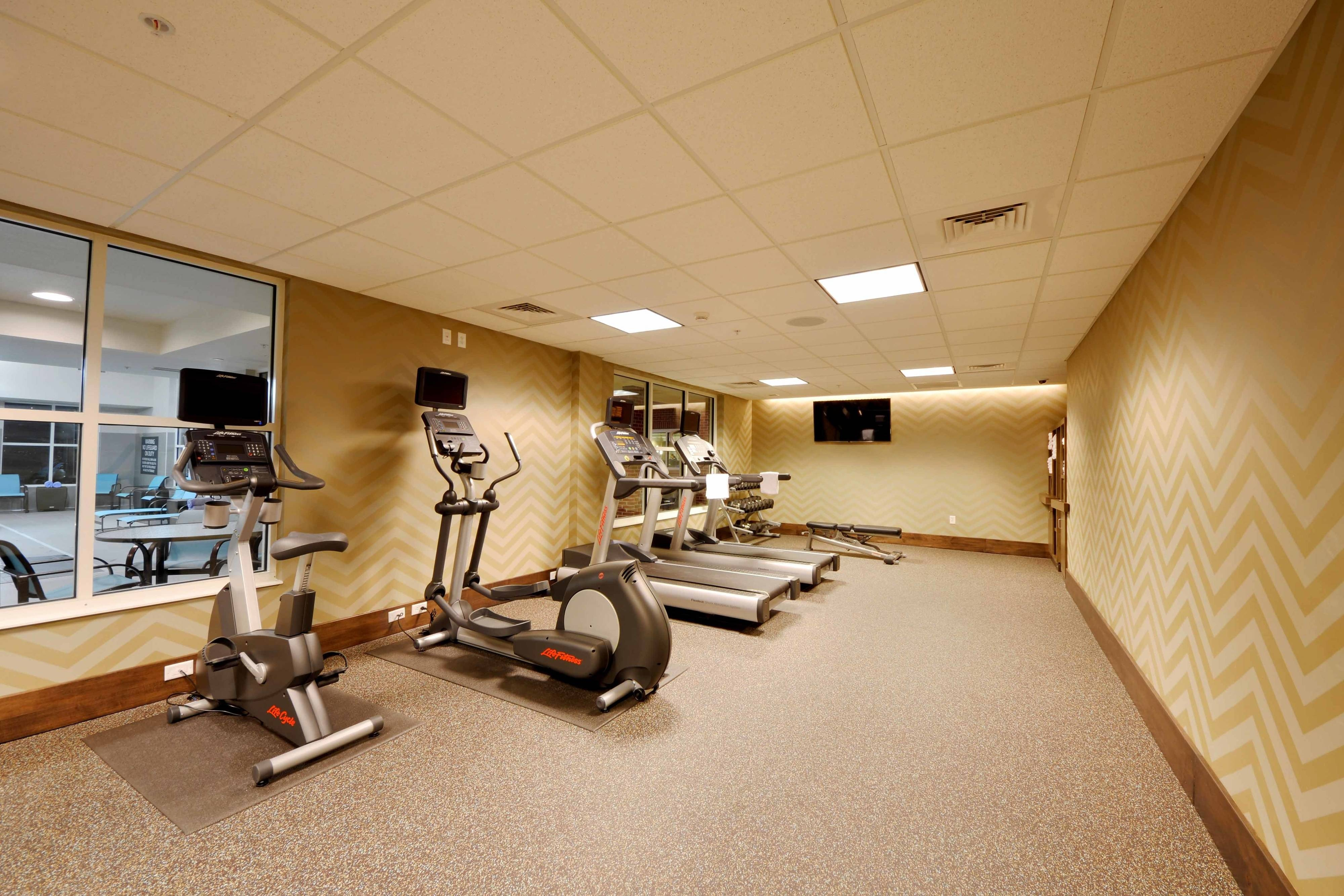 On-site Workout facility