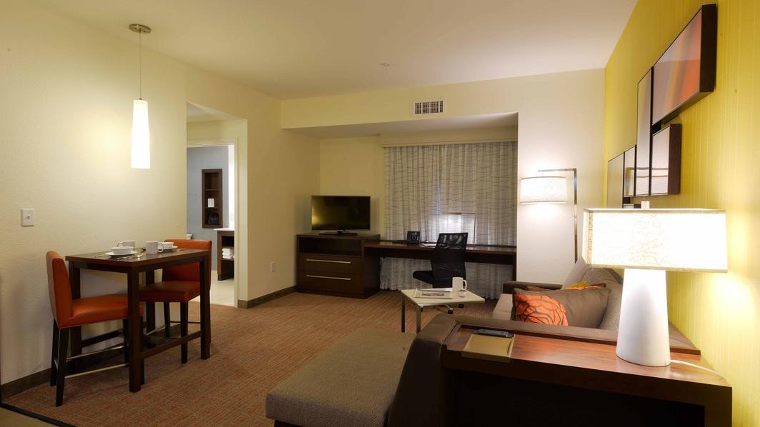 Entrada de la suite de un dormitorio