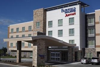 Fairfield Inn & Suites Omaha Papillion Entrance