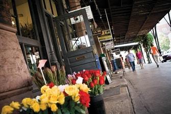 Old Market Shops