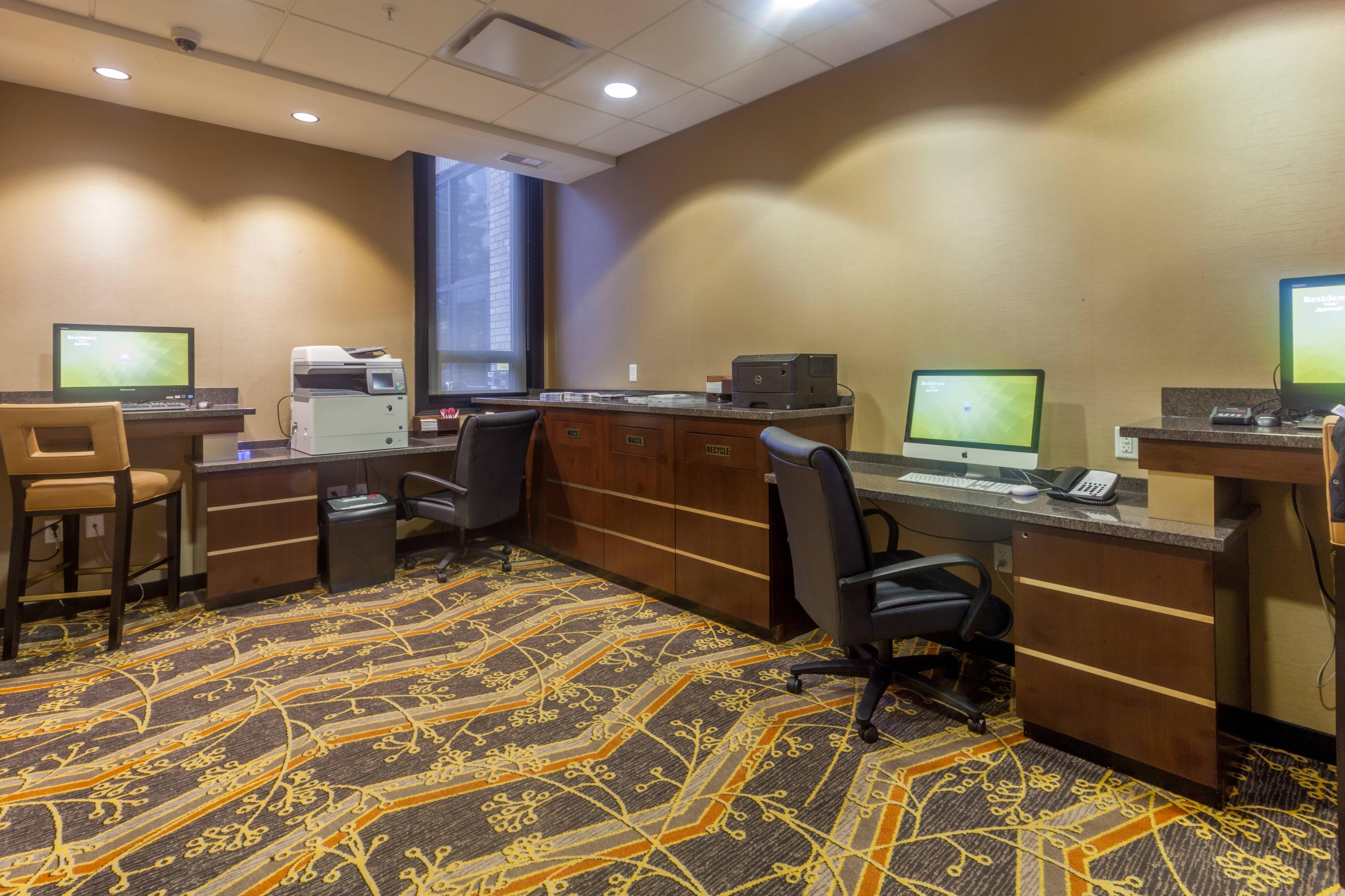 Residence Inn Omaha Downtown Business Center