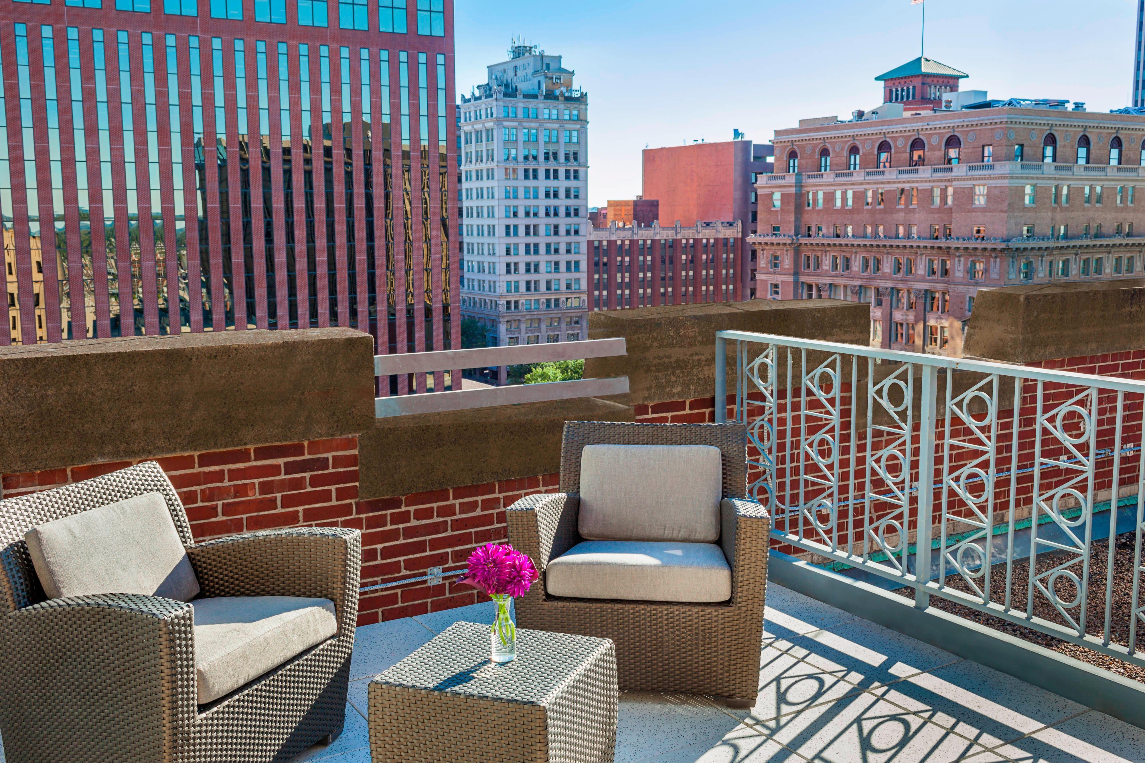 Skyview Suite Terrace