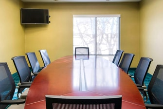 SpringHill Suites Council Bluffs Boardroom