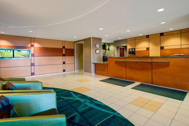 SpringHill Suites Council Bluffs Front Desk