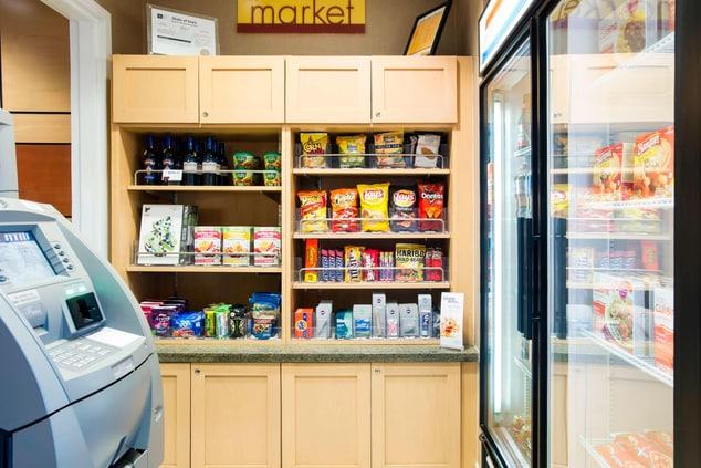 SpringHill Suites Council Bluffs 24-hour Market