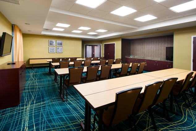 SpringHill Suites Council Bluffs Meeting Room