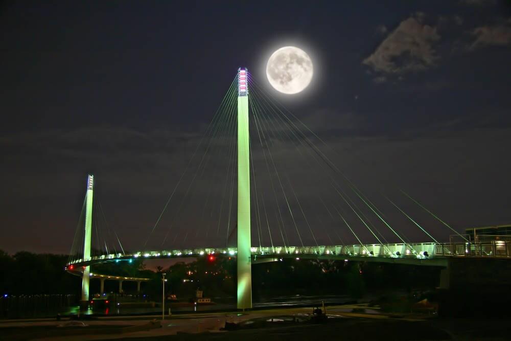 Bob Kerrey Pedestrian Bridge