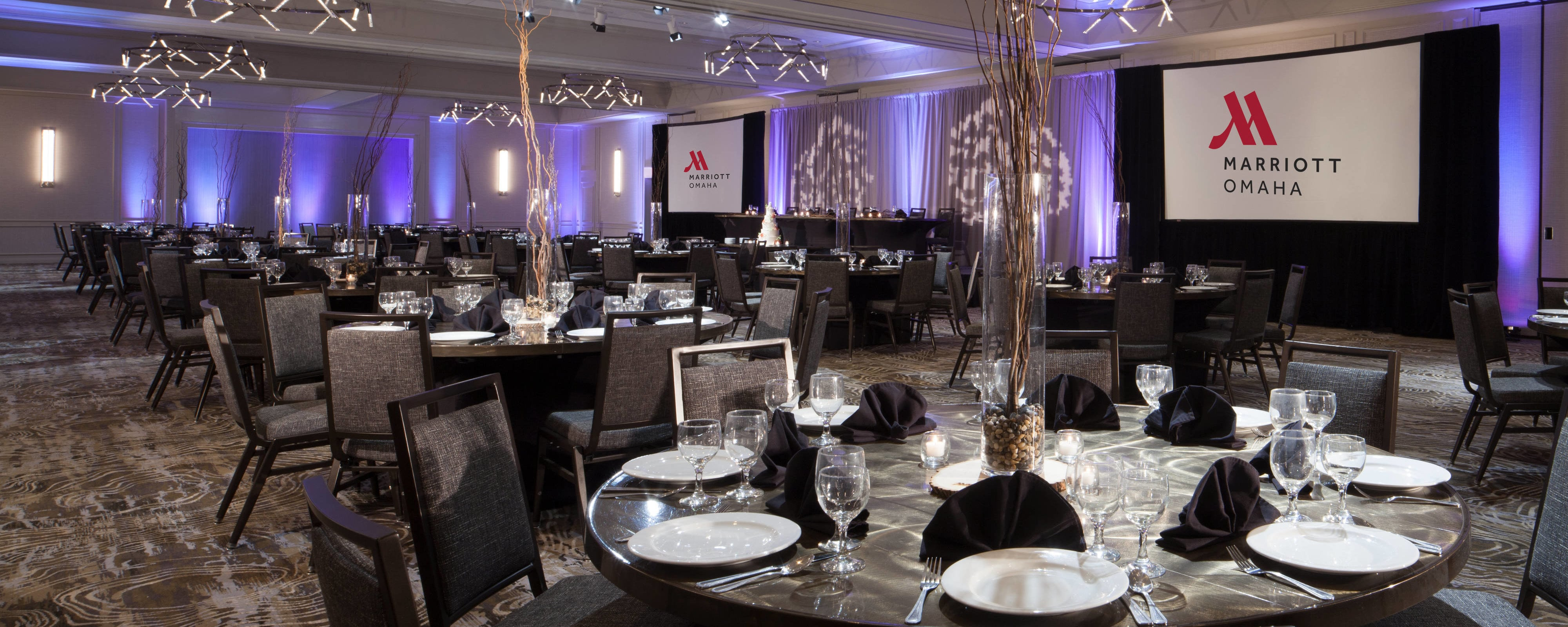 Wedding Venues In Omaha Ne Omaha Marriott