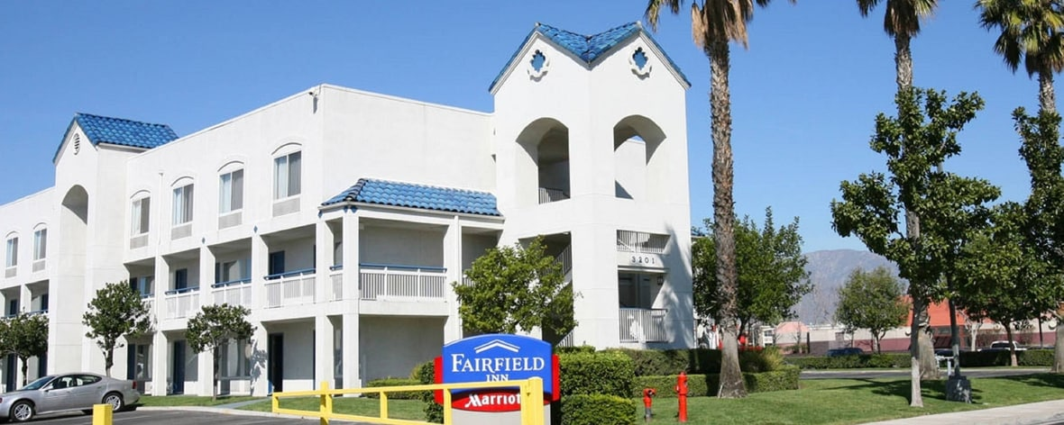 extended stay hotel in ontario ca fairfield inn suites. Black Bedroom Furniture Sets. Home Design Ideas