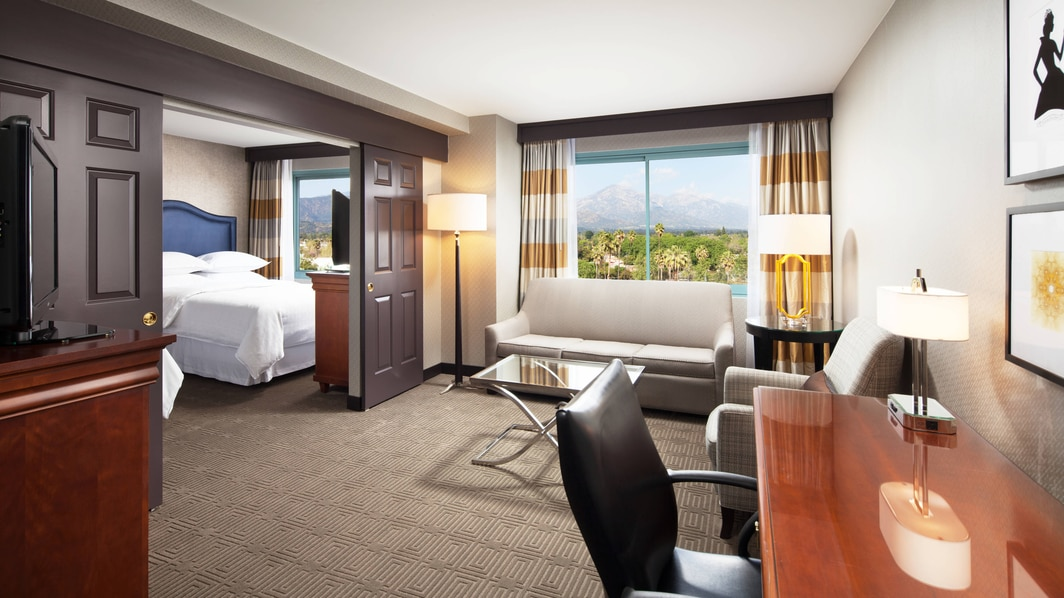 Double Guest Room with View