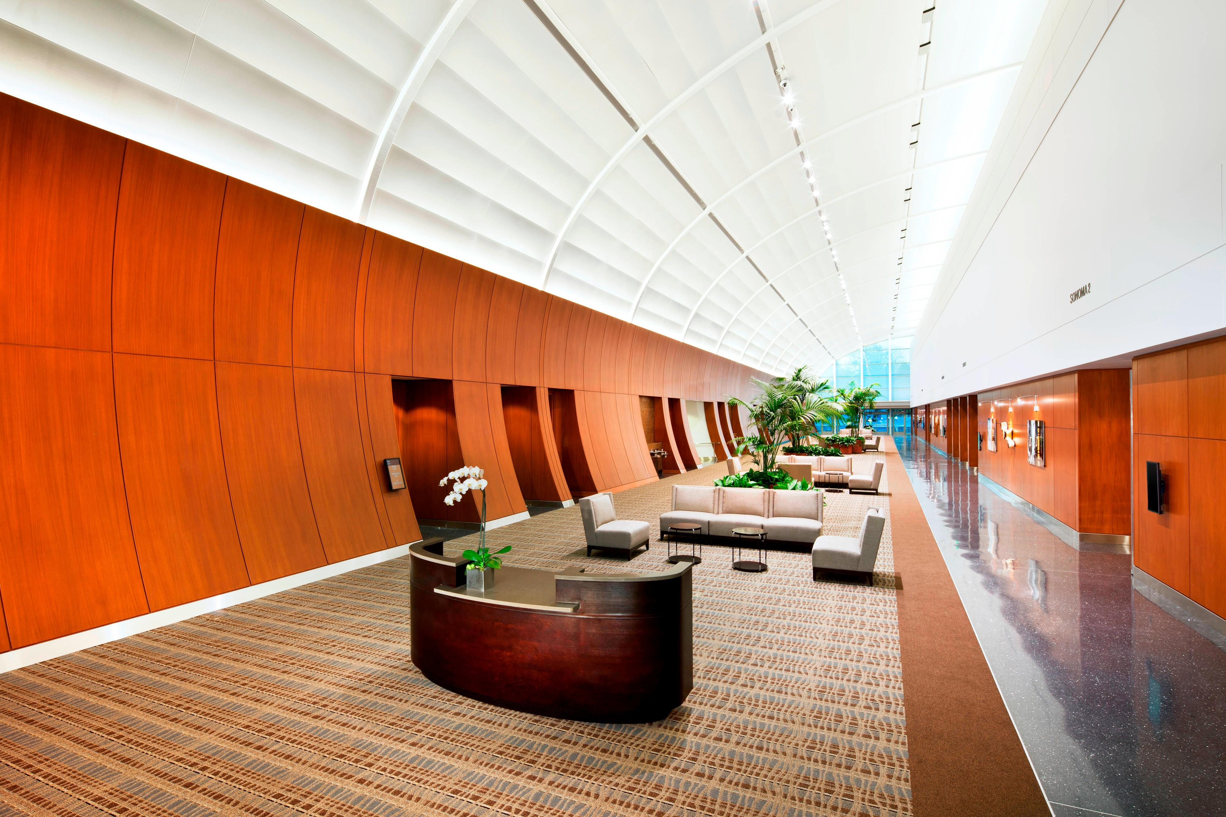 Conference Center Lobby