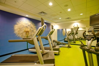 Temecula Hotel fitness centers