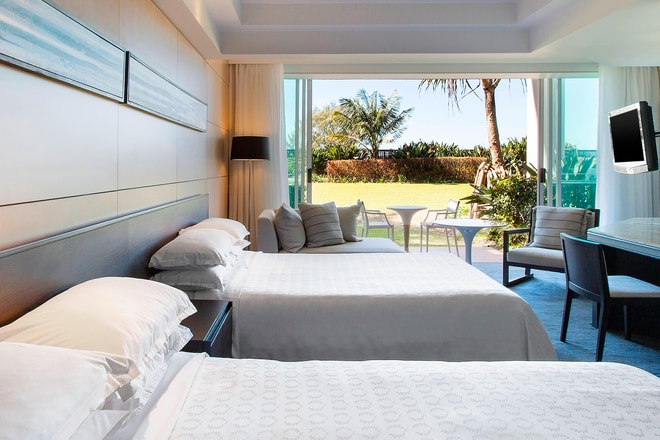 Garden Terrace Double Bed