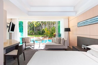 Lagoon King Guest Room