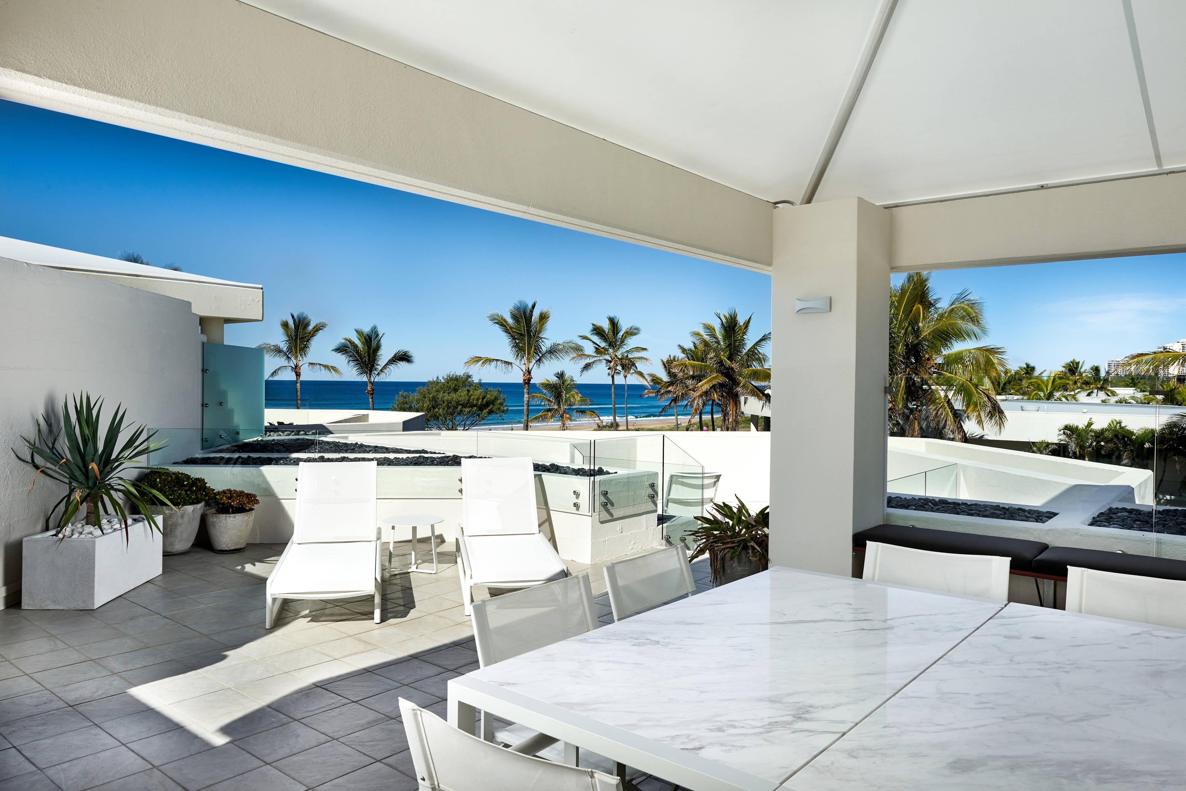 2 Bedroom Rooftop Villa - Rooftop Area
