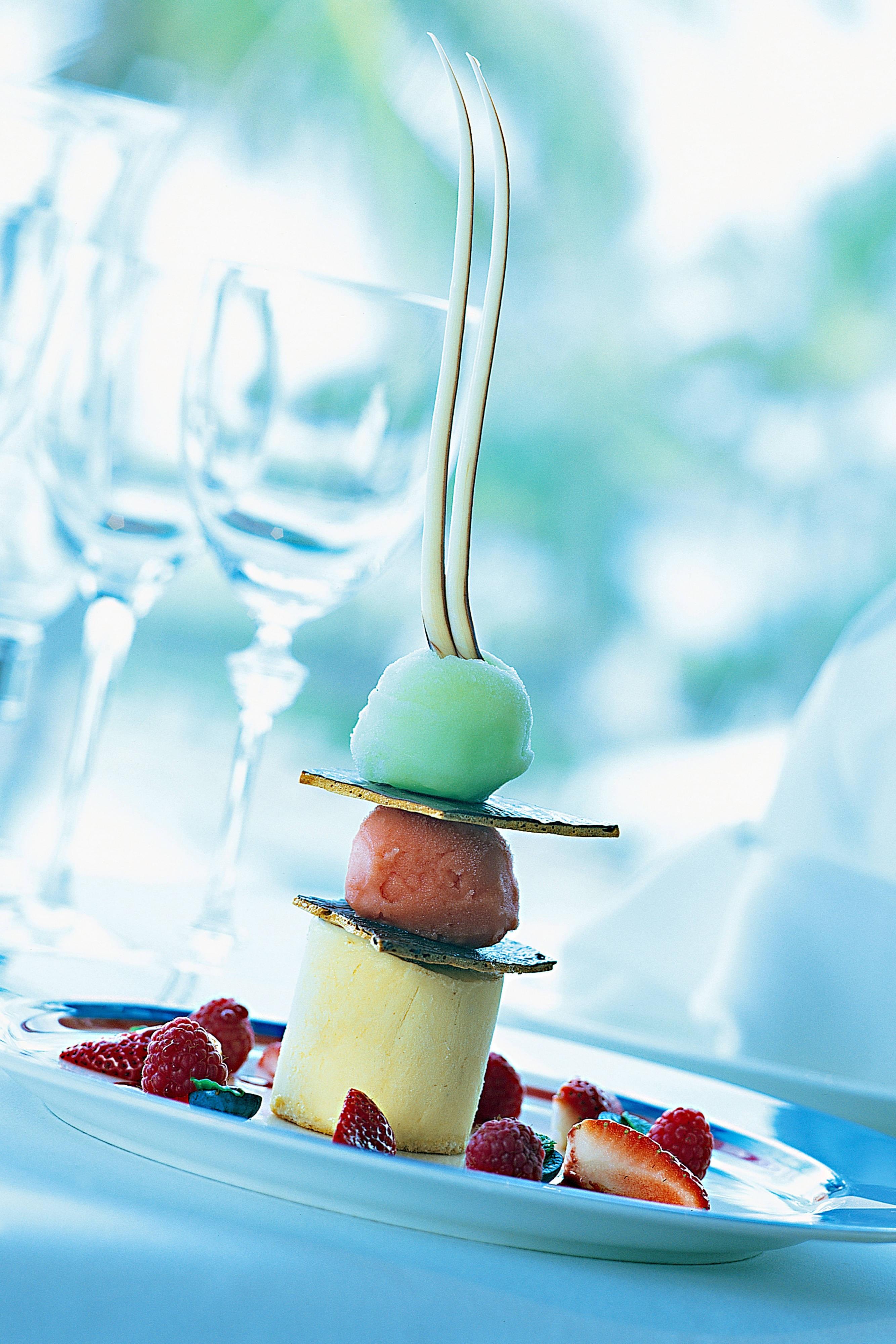 Food & Beverage dessert