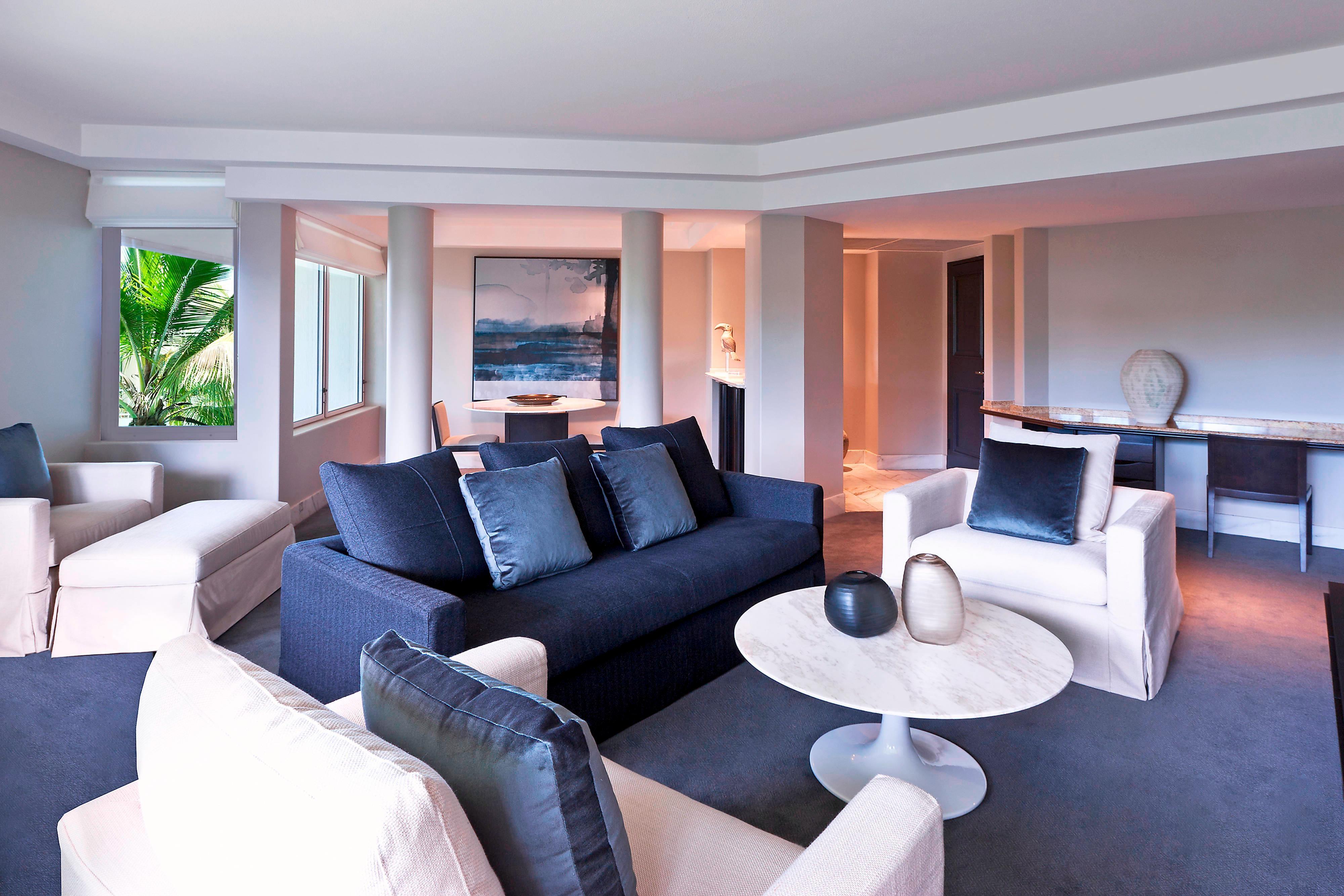 Mirage Resort View Suite - Lounge
