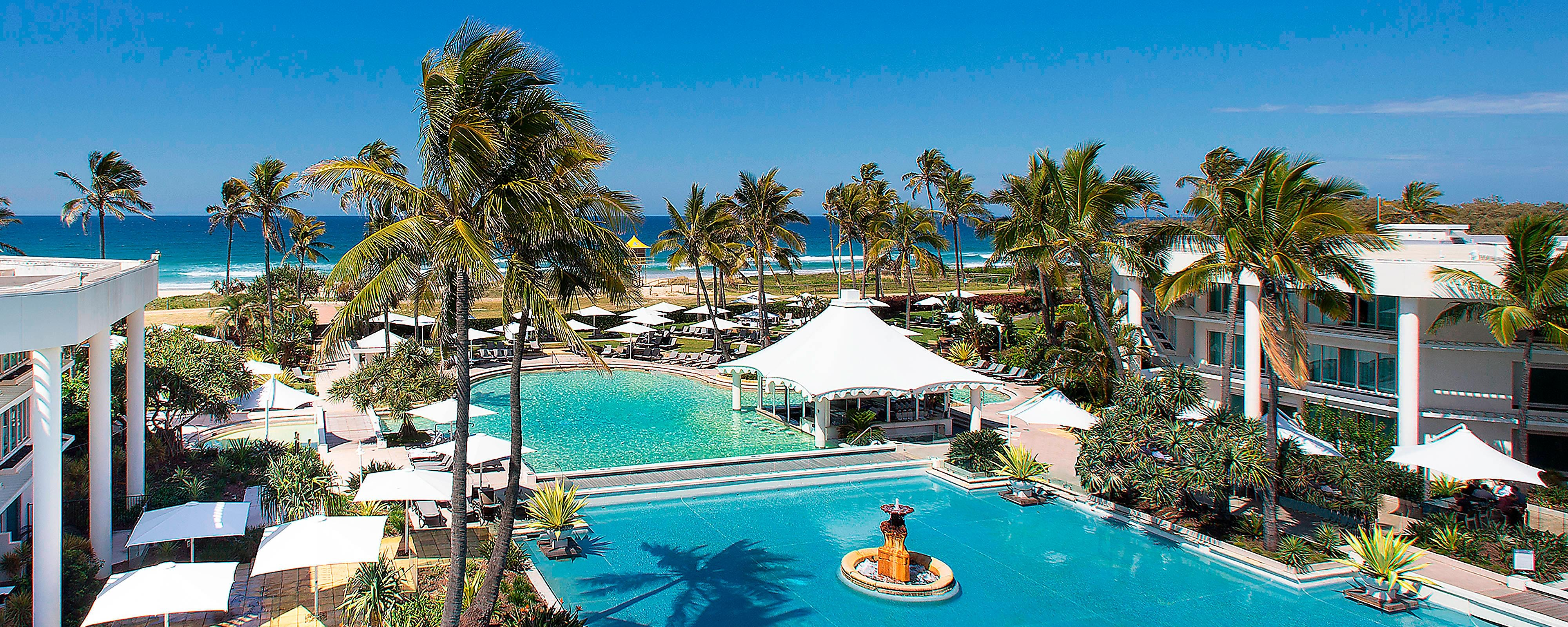 5Star Hotel in Gold Coast  Sheraton Grand Mirage Resort