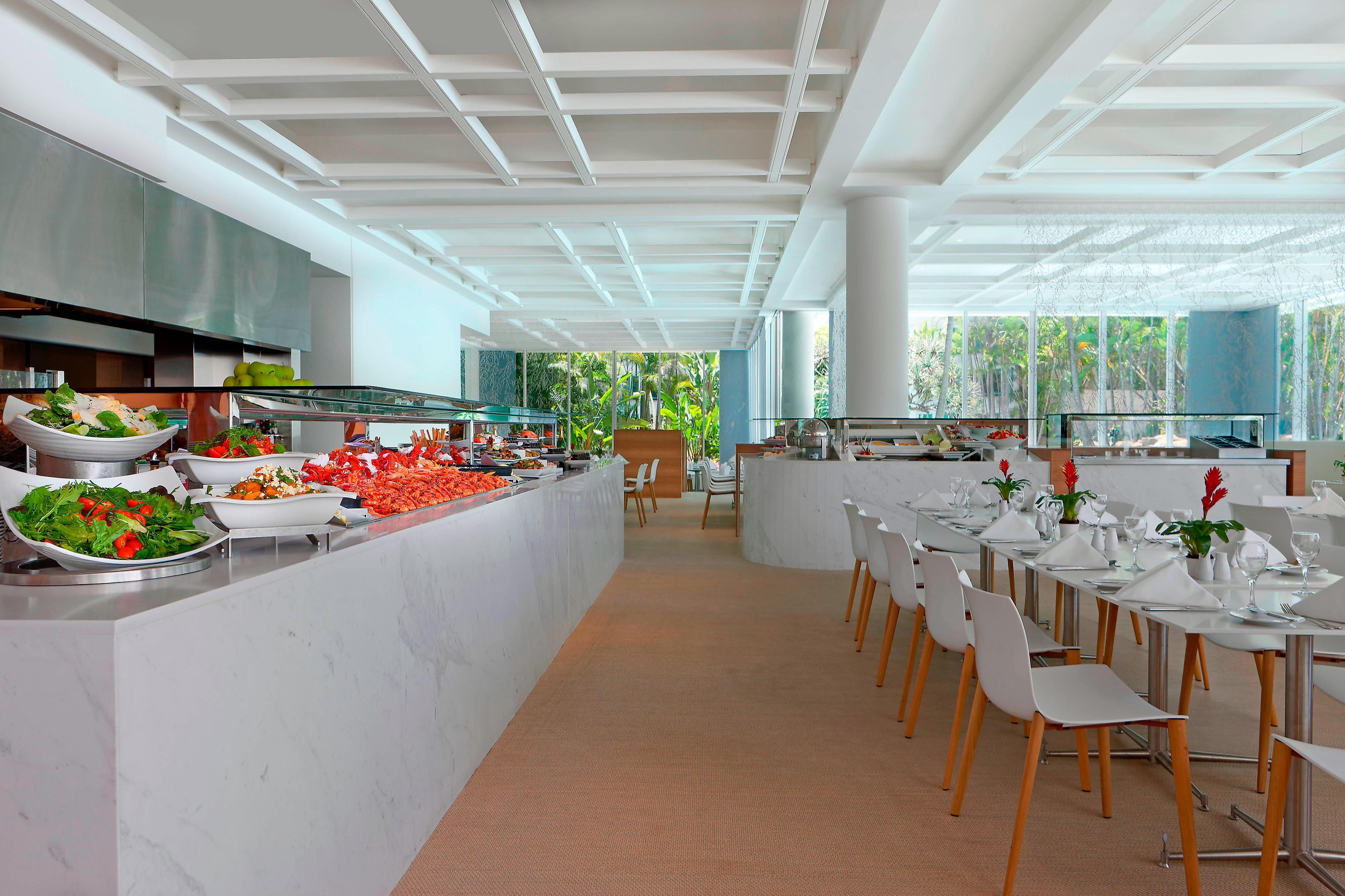 Terraces Restaurant - Buffet