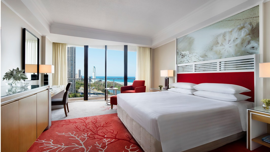Gästezimmer in Surfers Paradise