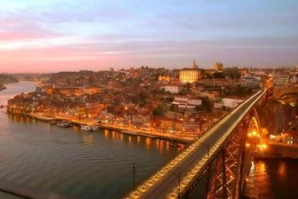 Guía de visitas de Oporto