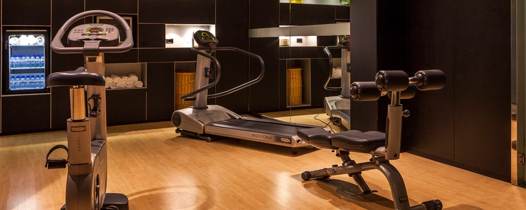 Fitnessstudio in Porto AC Hotels