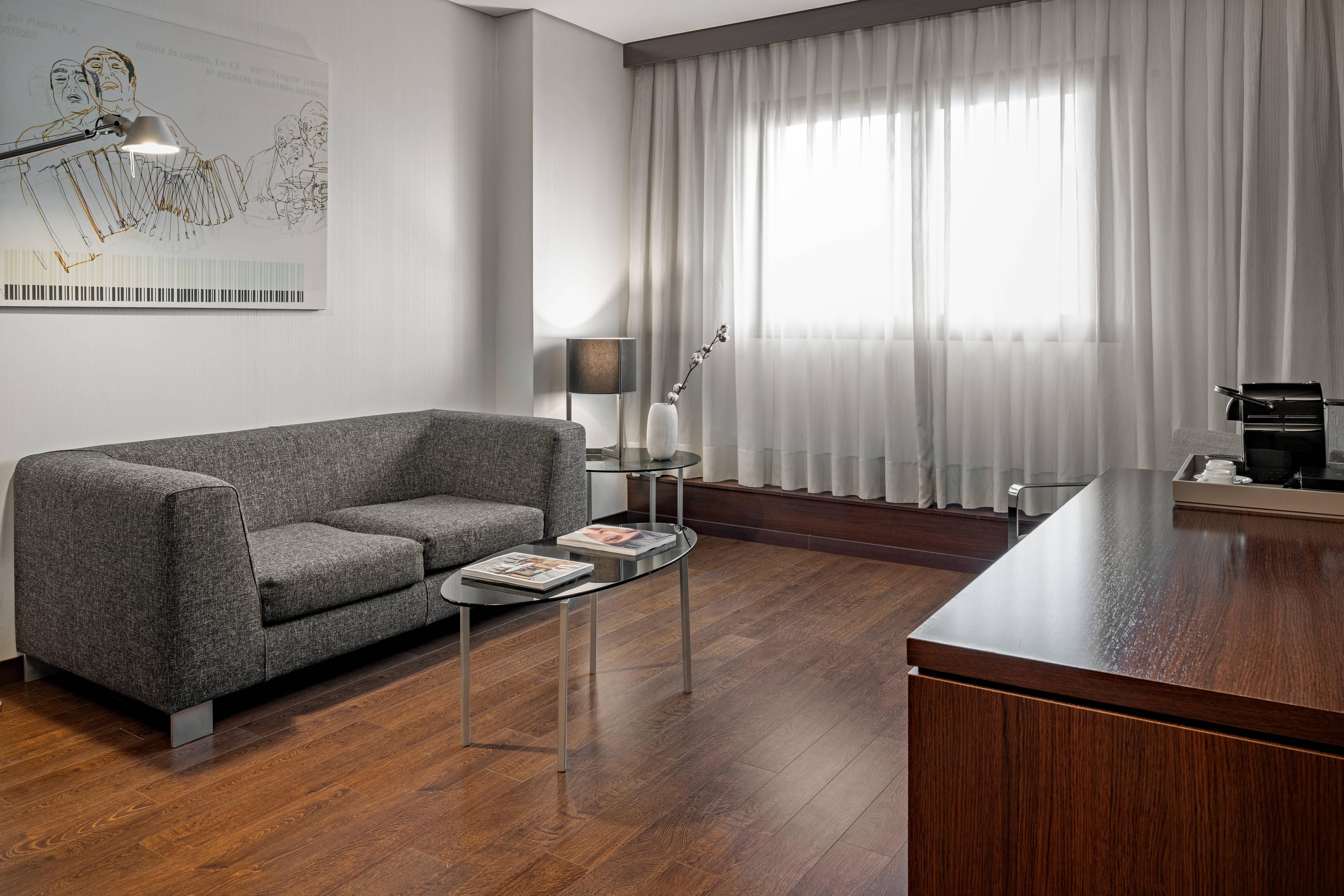 Junior Suite– Wohnbereich