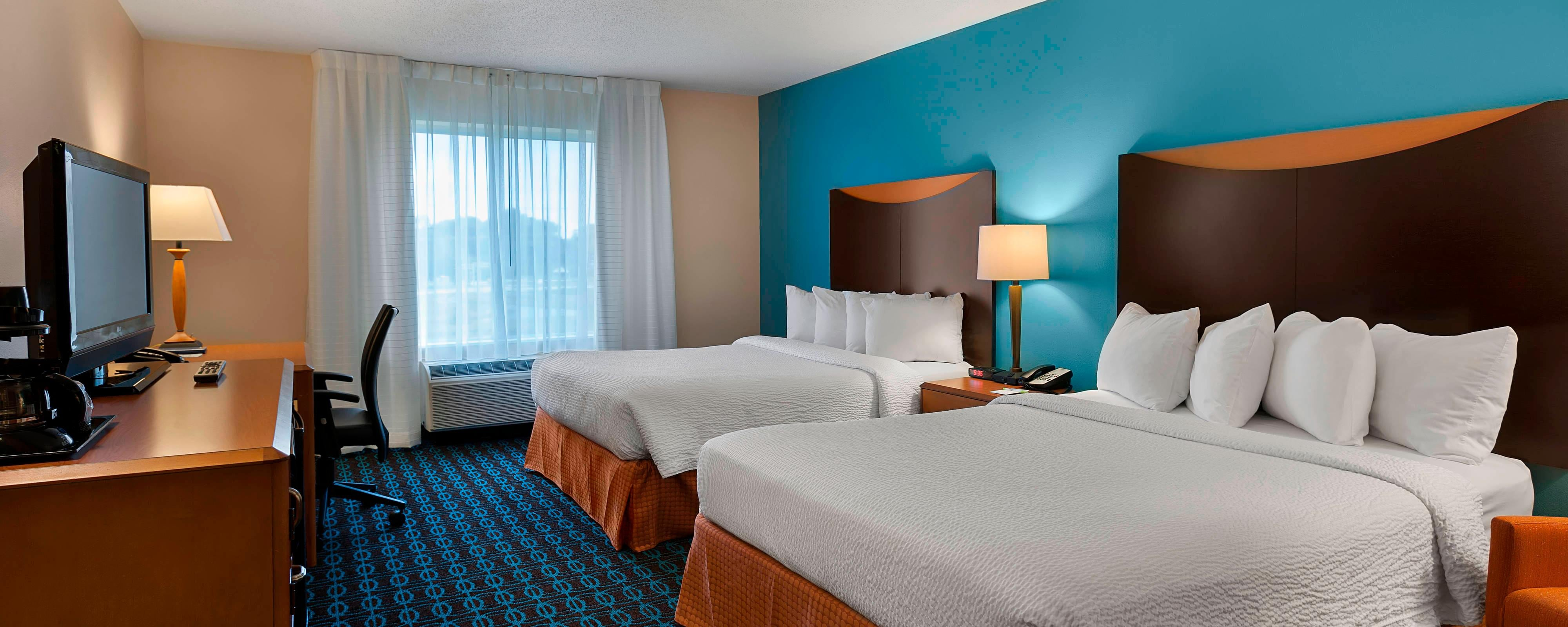 Aaa Promo Code Nc >> Hotel Suites in Elizabeth City, NC | Fairfield Inn & Suites